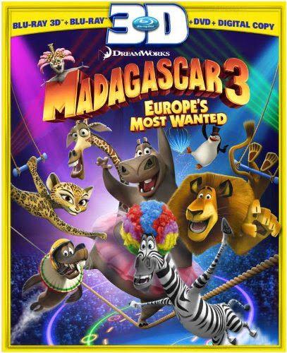 Madagascar 3 3D SBS 1080p Latino