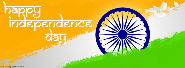 happy independence day facebook covers