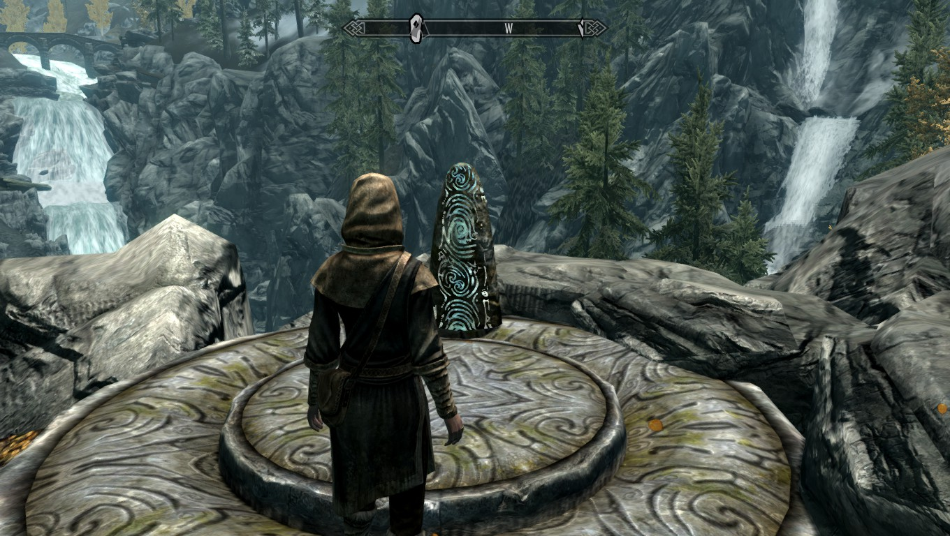 Skyrim Modding Blog: Way of the Monk Update: 4-4-12