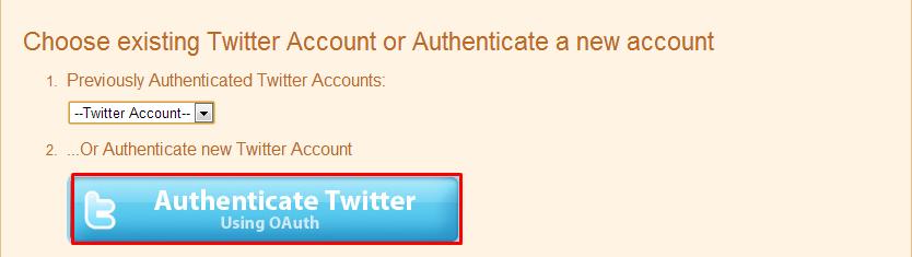 Cara Membuat Tweet Otomatis Ke Twitter