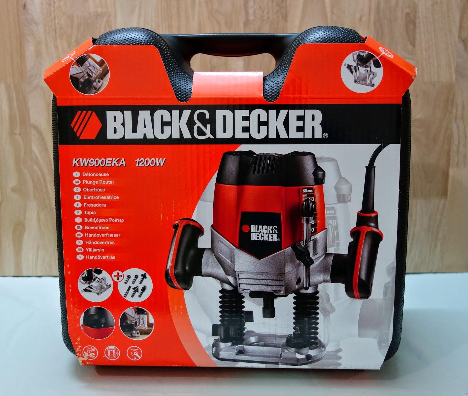 Black & Decker KW900EKA Review | Do The DIY