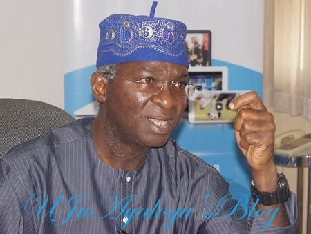 2018 Budget: Senate Walk Out Fashola