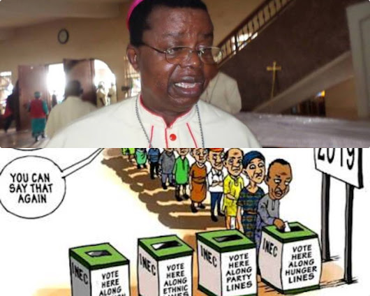 2019 Elections: Don't vote for politicians above 60 years – Catholic Bishop