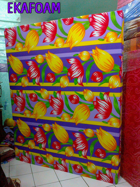 kasur inoac tulip ungu 18 10 2014 agen resmi kasur busa