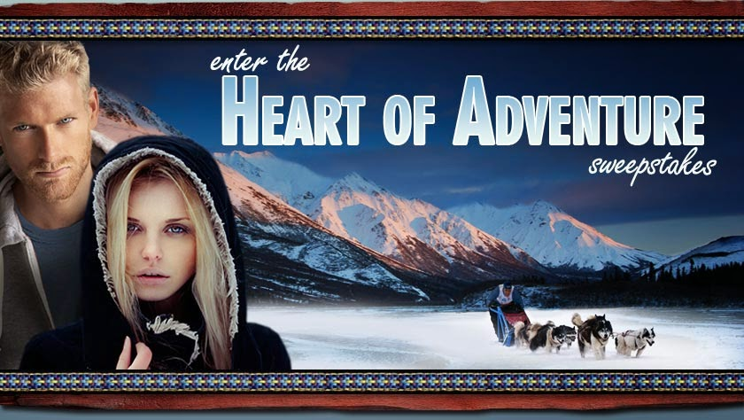 Heart of Adventure Sweepstakes