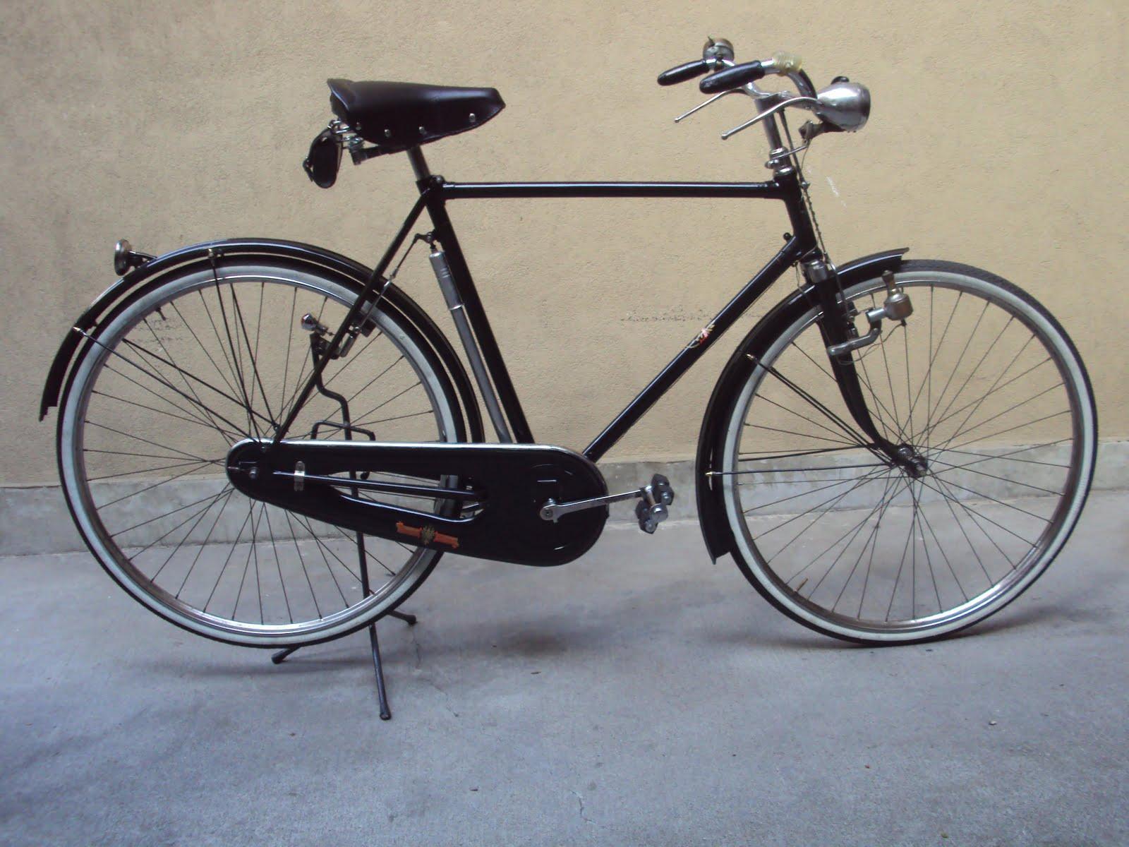Bicicletta Bianchi Anni 50 Valore