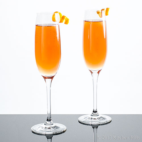 The Seelbach Cocktail