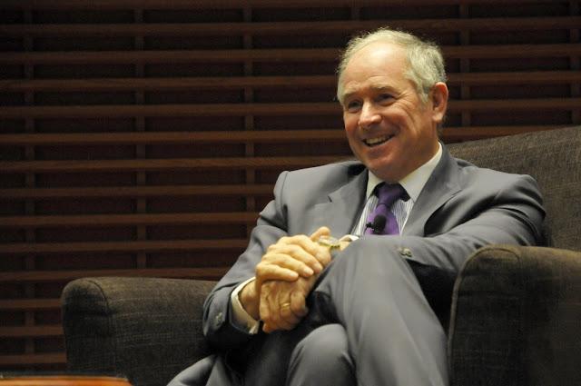 Biografi Stephen Schwarzman, Tokoh Keuangan Amerika