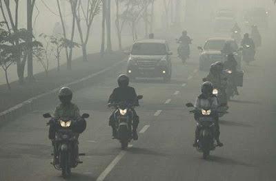sumber kehidupan Indonesia berada di ambang kehancuran akhir eksploitasi yang berlebihan  Pencemaran Udara dan Permasalahanya