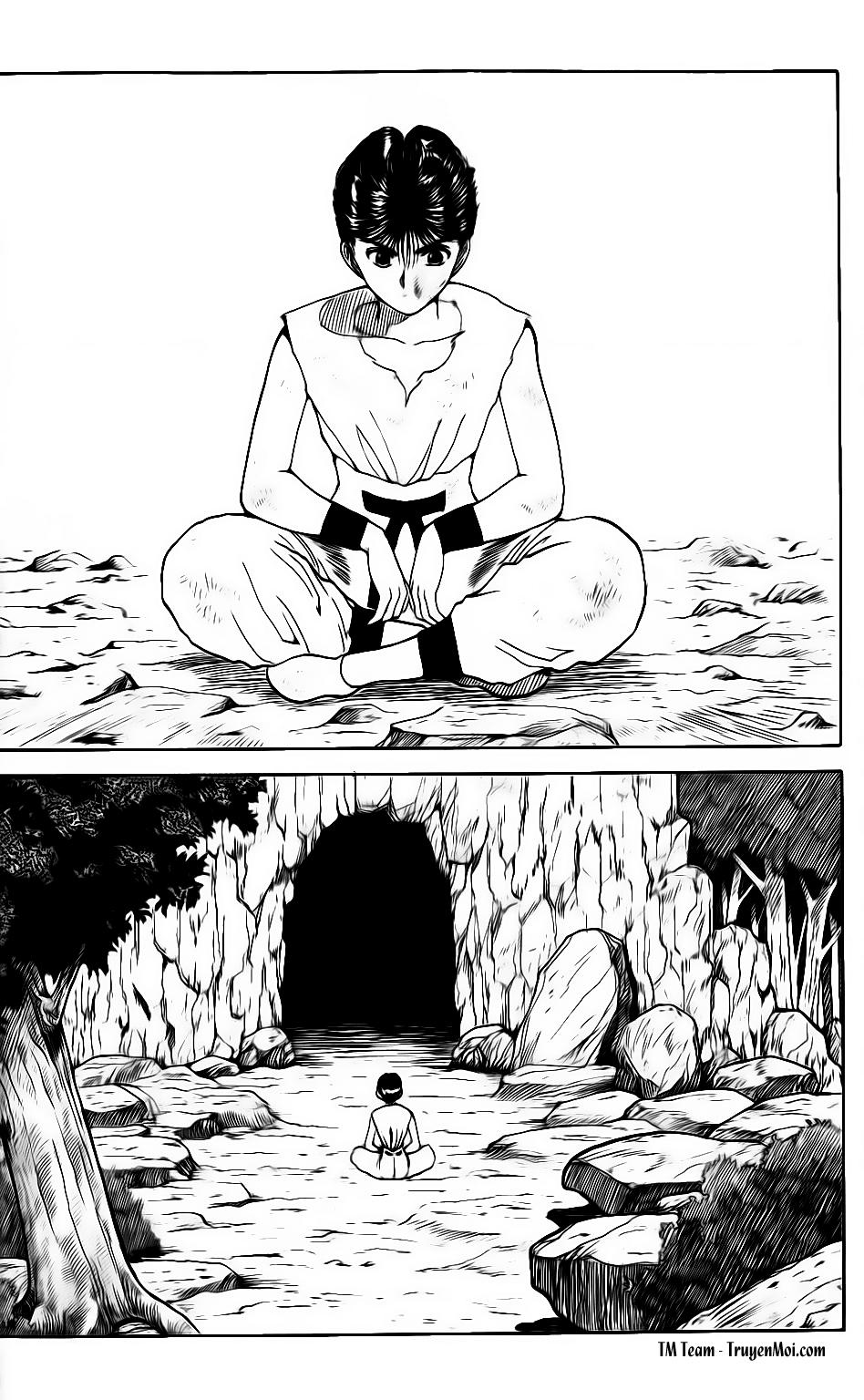 Hành trình của Uduchi chap 092: trước cơn bão lớn! trang 13