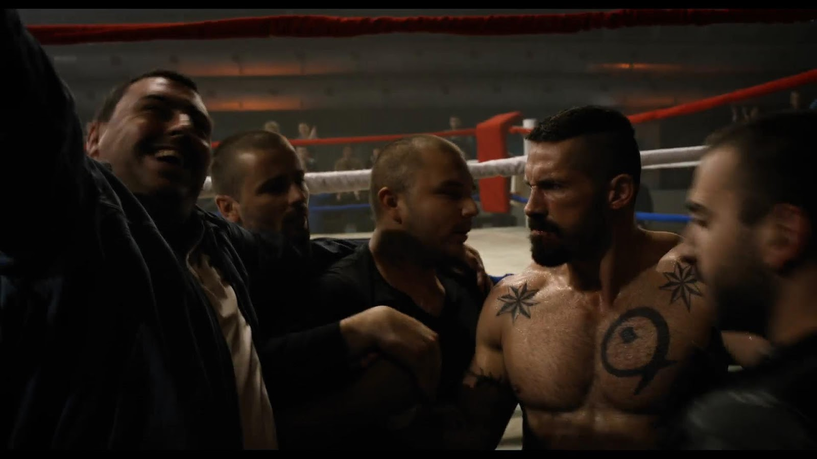 Boyka: Invicto 4 (2016) HD 1080p Español Latino – Ingles captura 1