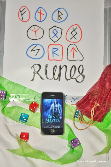 Rune Master (Rune Series #2) by Amelia Wilson | ARC | A Book Review