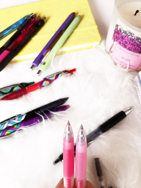 Pens and Stationary