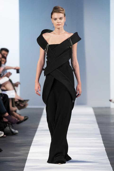 Paris Couture show