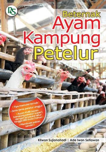 Buku Peternakan : Beternak ayam pedaging petelur