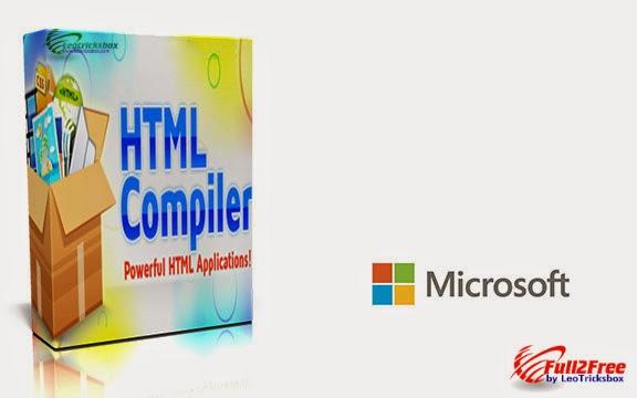 HTML Compiler 2.0 + Serial Key