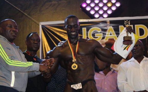 Ladies! Check out the macho man who was crowned Mr Uganda (Photos) iGoTell