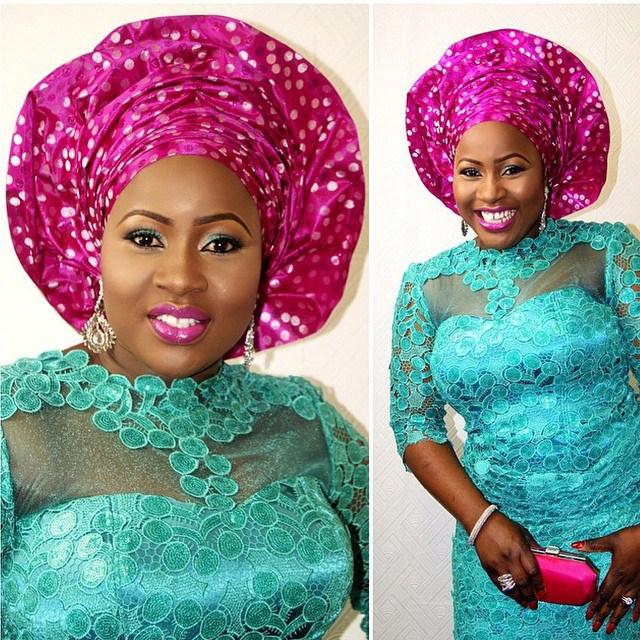 Aso Ebi Styles For Pretty Nigeria Ladies : Check It Out ...