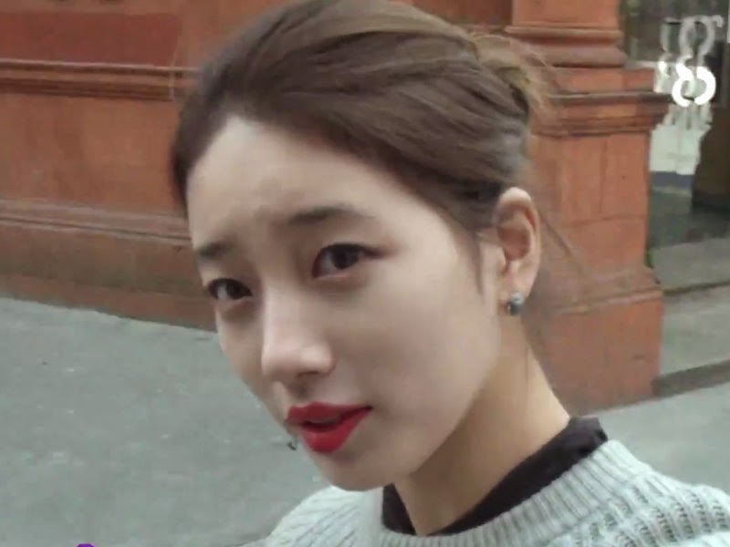 Suzy miss A cold