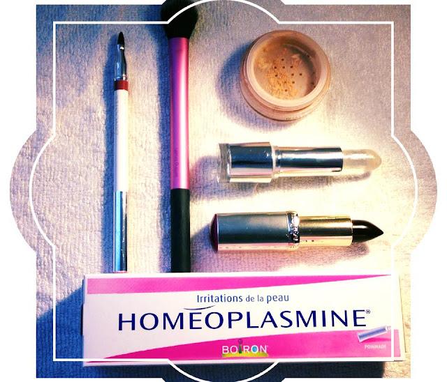 jolie lèvres homéoplasmine