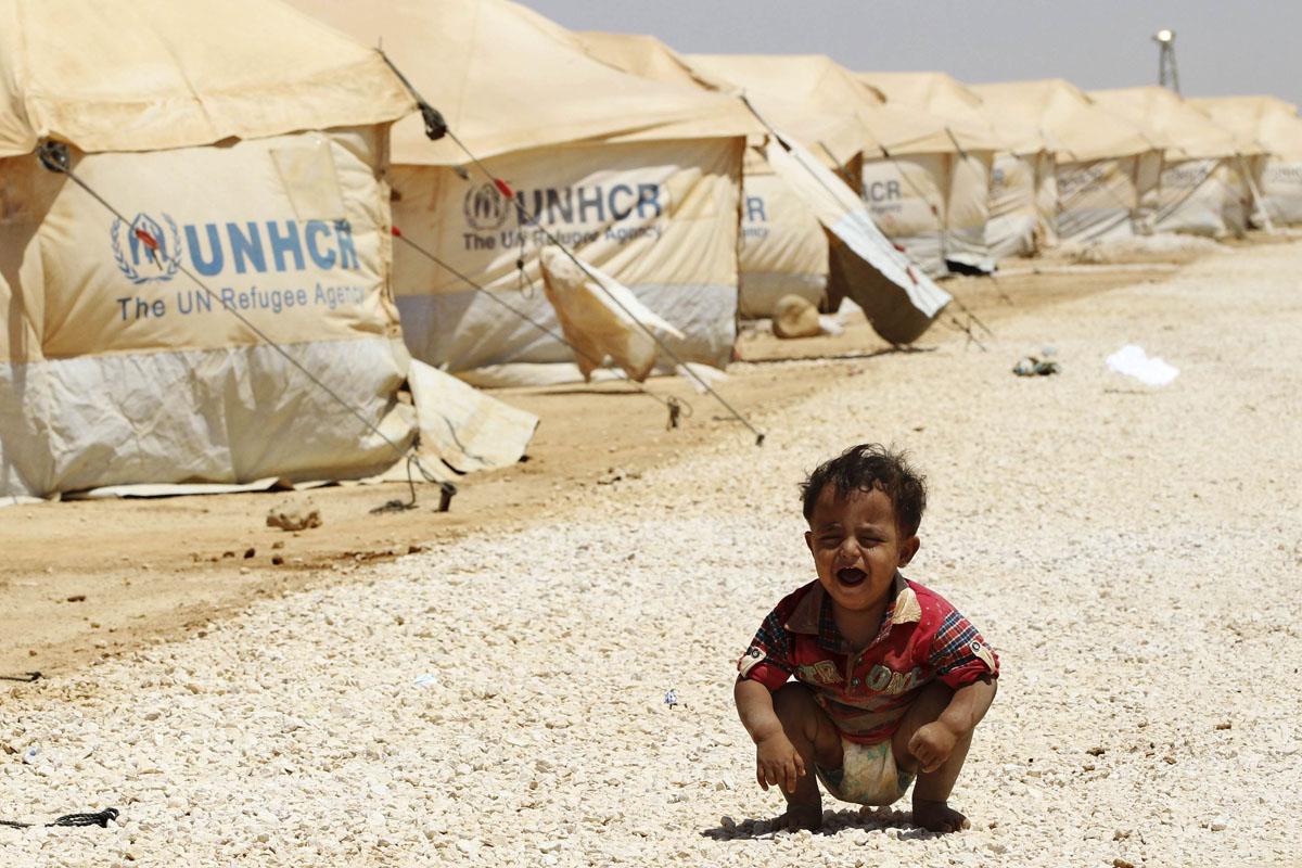 Common Dreams: 【敘利亞難民問題】與社會脫節 難民安置引爭議
