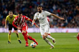 ملخص ونتيجة واهداف مباراة ريال مدريد وجيرونا اليوم 17/2/2019 الدوري الاسباني Real Madrid vs Girona