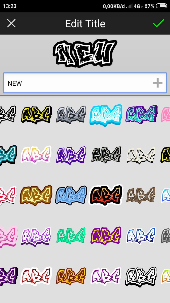 Download Download Font Grafitti Terbaru Keren Untuk Picsay Pro ...