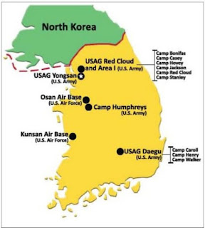 U.S., South Korea joint drills