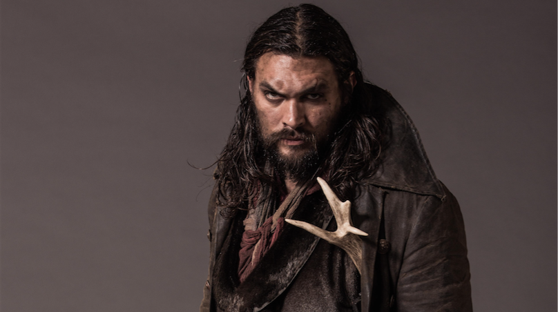 Frontier - First Look Photos of Jason Momoa + Canadian Premiere Date Revealed
