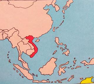 Negara yang disebut Nam Viet telah berdiri lebih dari  Sejarah Negara Vietnam