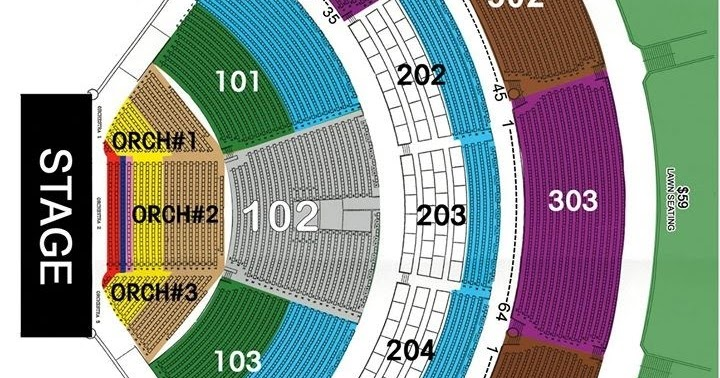 Images For Jiffy Lube Live Seating Chart Jpg