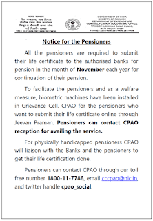 notice-to-pensioner-reg-life-certificate-2018
