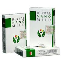 Agen Rokok Herbal Nano mild