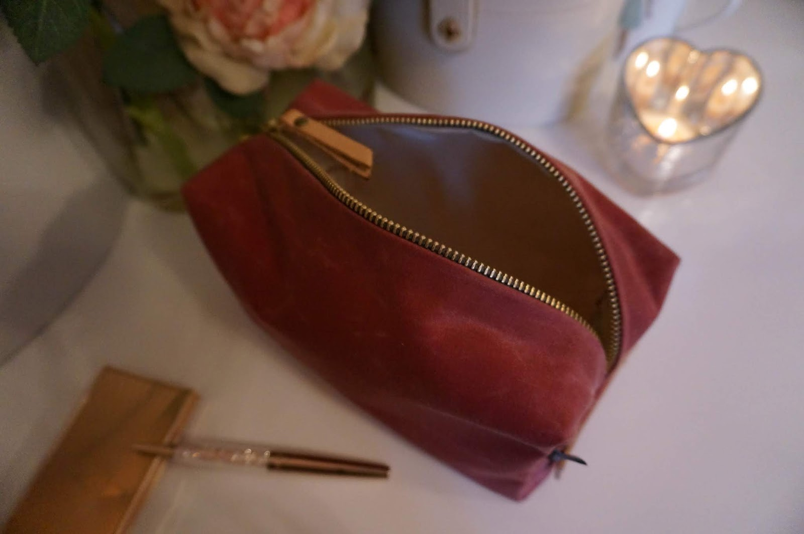 Klum House Woodland Dopp kit