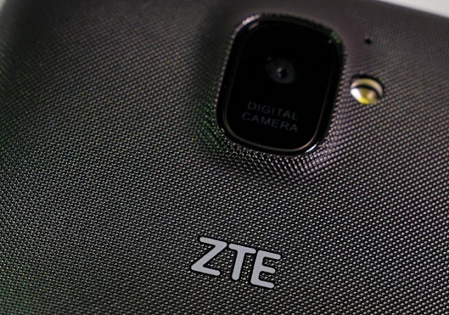 China's ZTE seeks resolution of U.S.