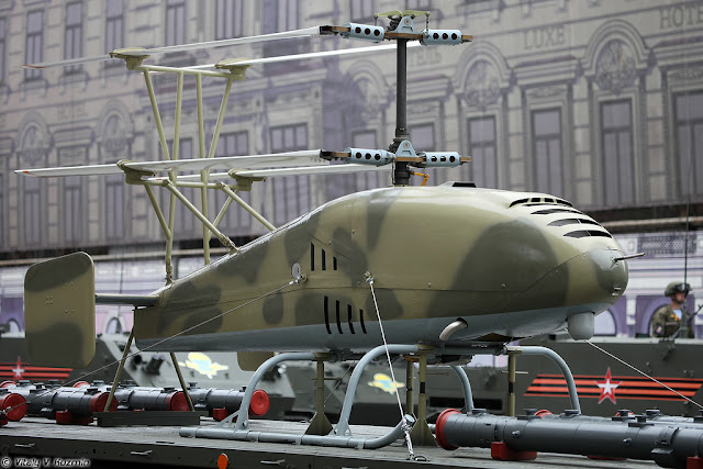 Image Attribute: Katran UAV displayed during May 9th Military Parade / Source: Vitaly Kuzmin