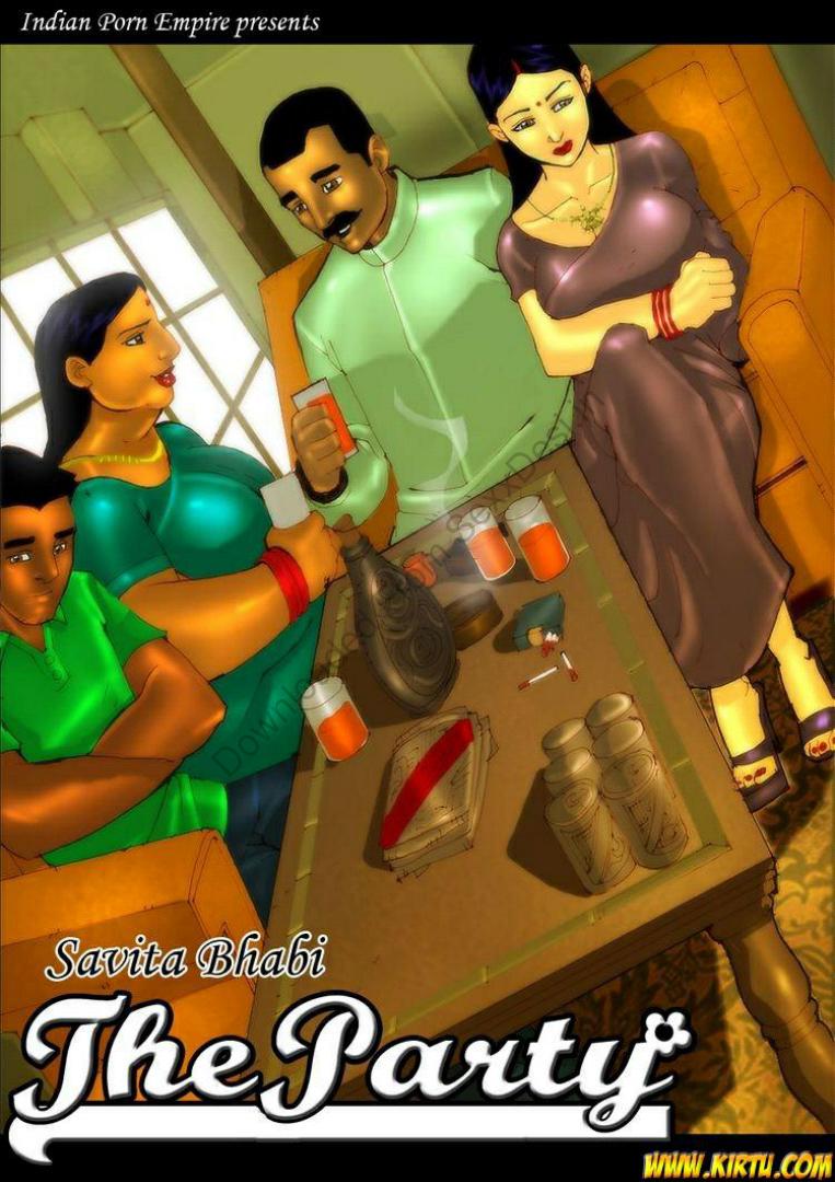 Savita Bhabhi Episode 3 The Party