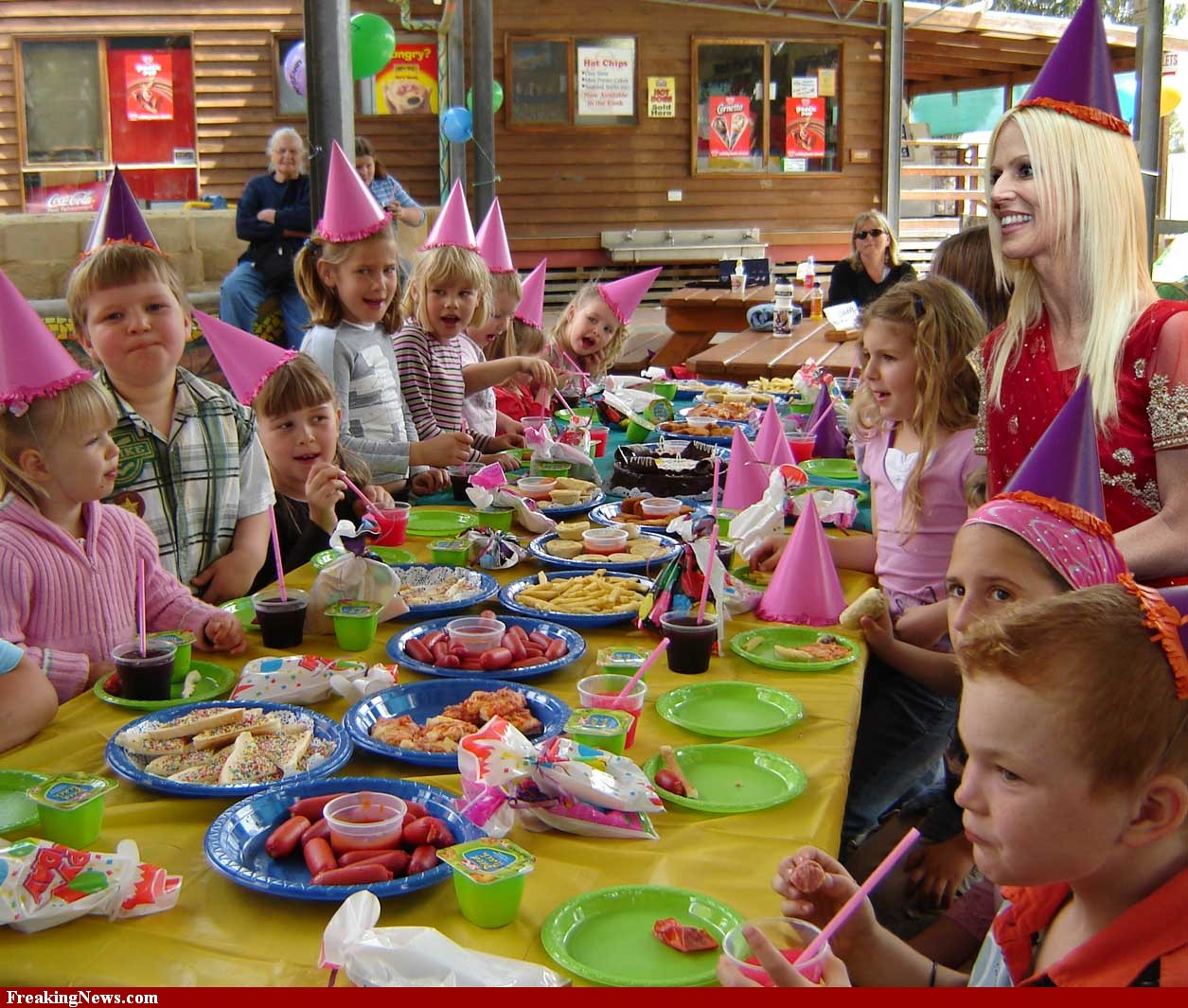 birthday parties for kids thank q for or parents 30683