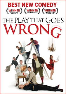 Poster: The Play That Goes Wrong