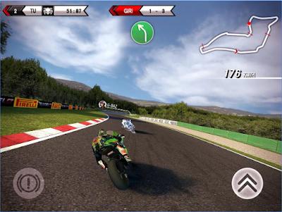 SBK15 Official Mobile Game v1.3.0 Mod Apk (Full Version)
