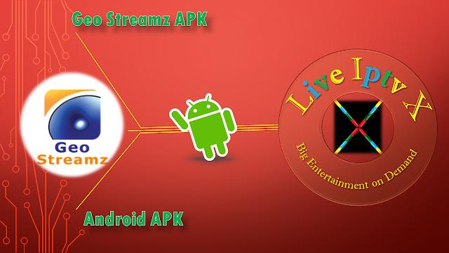 Geo Streamz APK