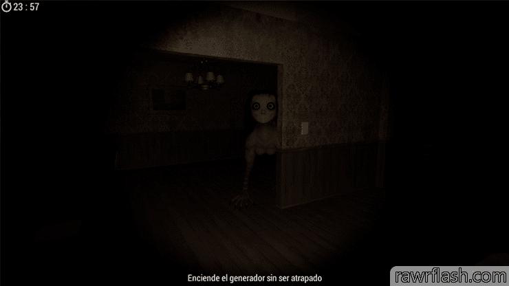 Imagem do Jogo de terror da MOMO 3