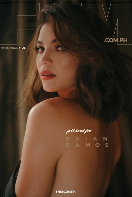 Rhian Ramos October 2018 Muse Cover
