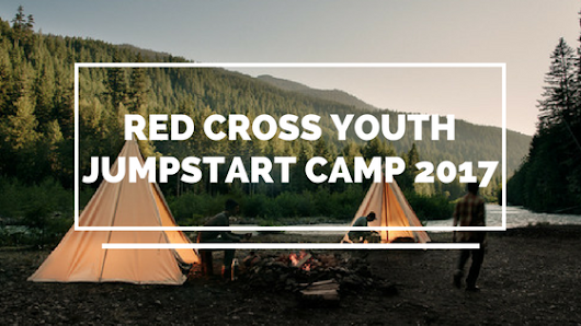 Red Cross Youth Jumpstart 2017