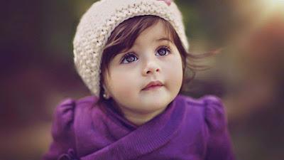 Lovely-Baby-Face-thinking-something