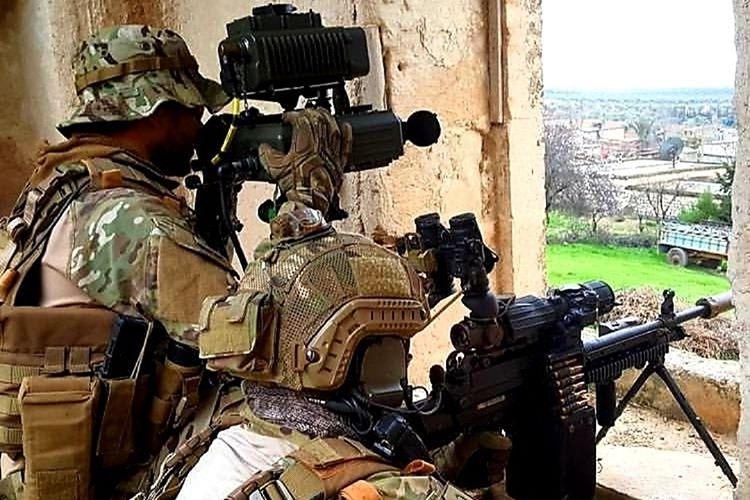 Savaş alanlarında artık daha az sayıda asker savaşıyor.