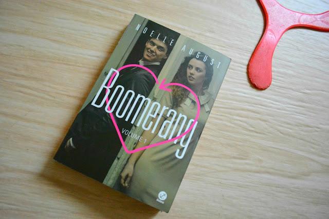 Resenha Livro Boomerang