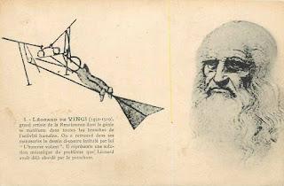 peintre sculpteur inventeur italien