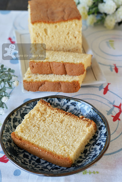 Japanese Castella Cake Kasutera fail proof