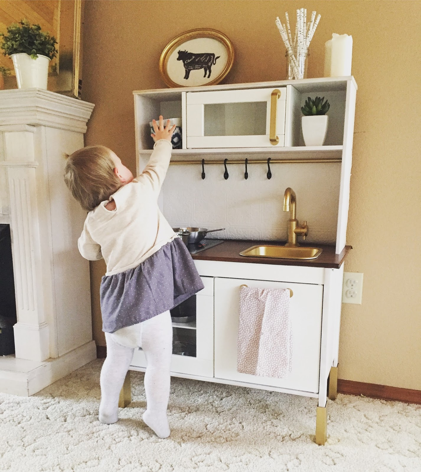 Ikea Hack Toddler Kitchen The Things We Would Blog